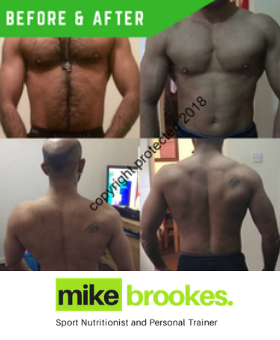 Physique transformation